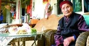 成都市朱郑氏老人迎来118岁生日 其口述长寿秘诀其实很简单资讯生活